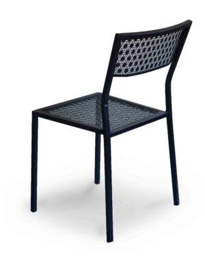 Μεταλλική καρέκλα εξωτερικου χώρου