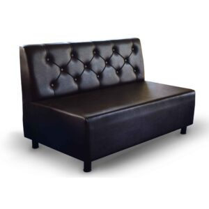 Καναπές για εσωτερικό χώρο  Ντυμένος με ύφασμα η δερματίνη