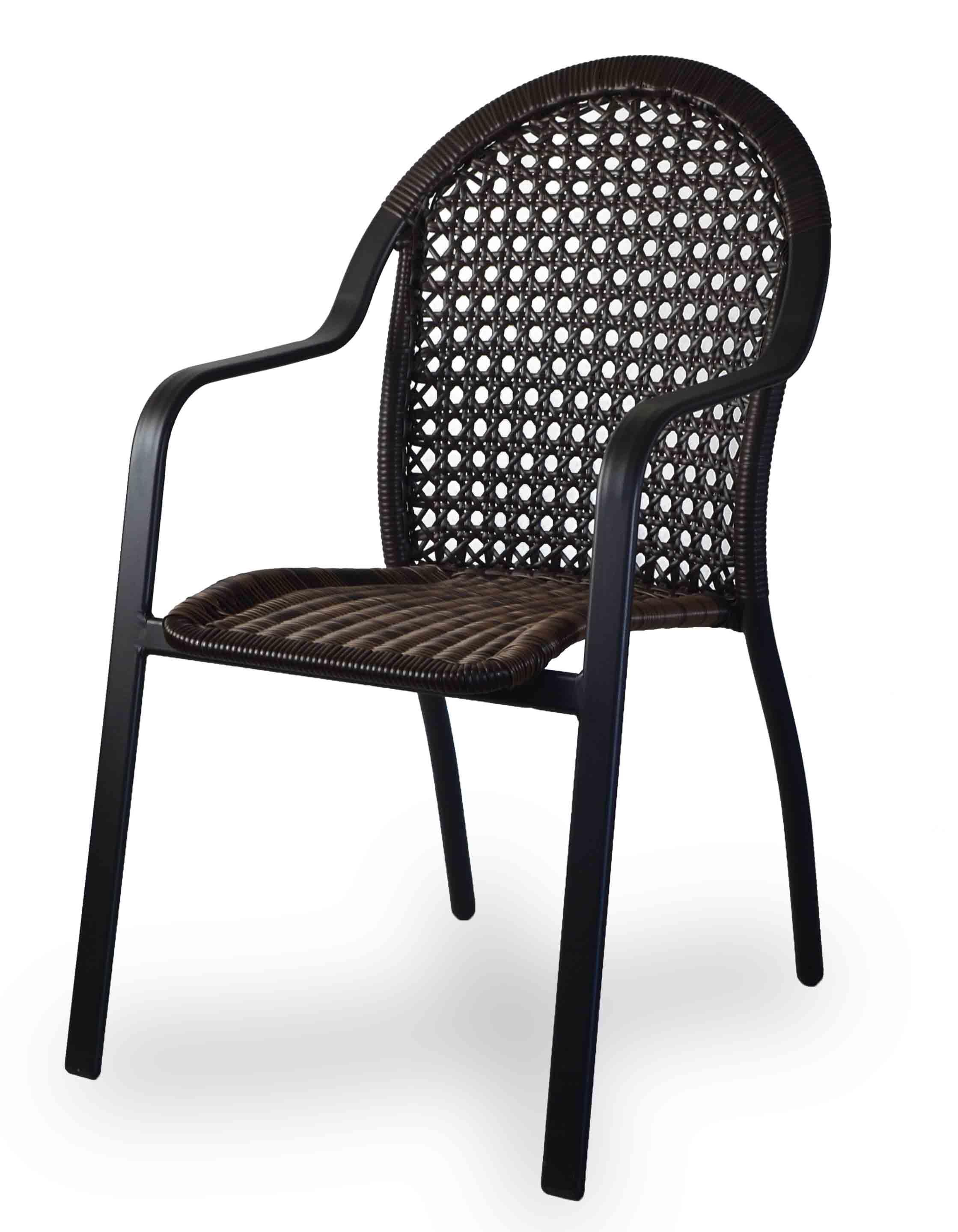 Πολυθρόνα αλουμινίου