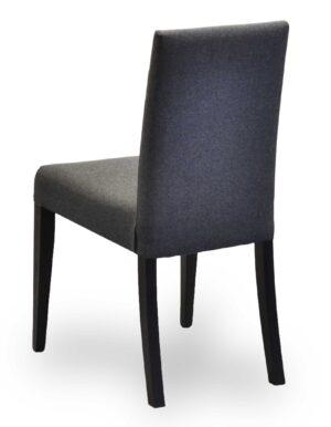 Καρέκλα για εσωτερικό χώρο  Με ξύλινο σκελετό και ύφασμα η δερματίνη