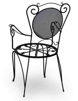 Μεταλλική πολυθρόνα ΦΕΡ ΦΟΡΖΕ στο χρώμα της επιλογής σας