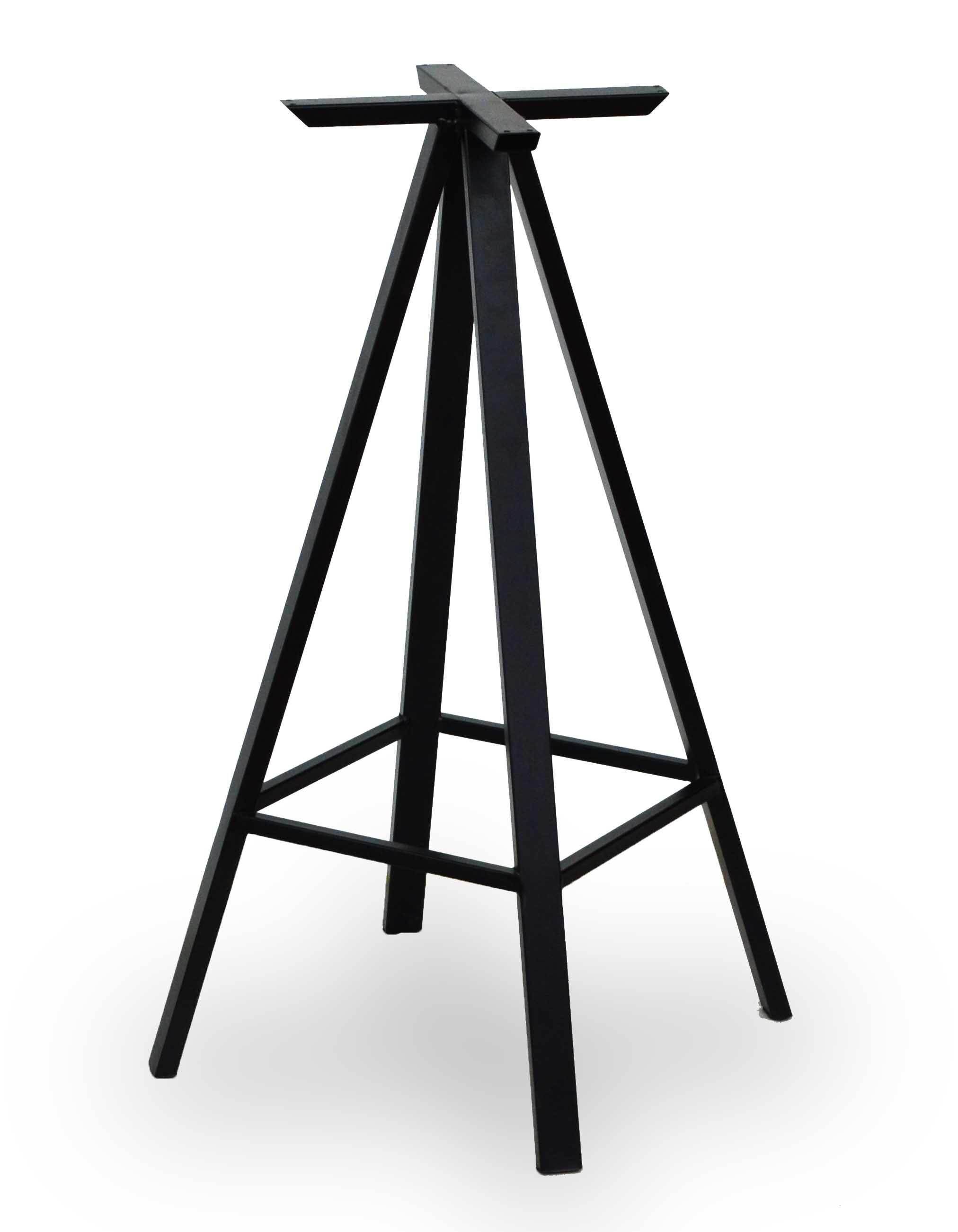 Μεταλλική βάση ψηλή με ηλεκτροστατική βαφή Στα χρώματα και διαστάσεις της επιλόγης σας