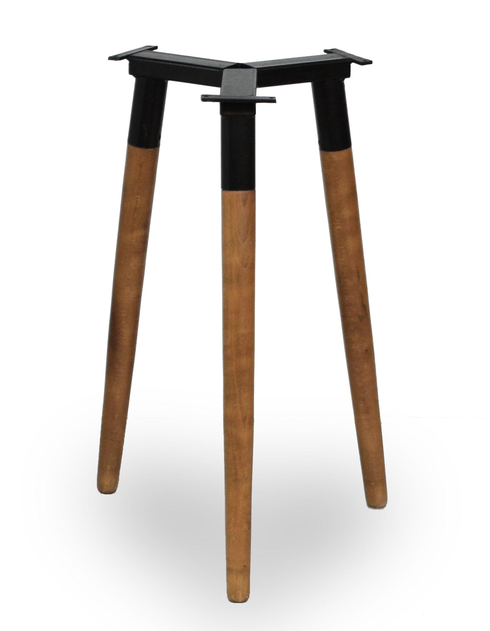 Βάσει από ξύλο και μέταλλο Στα χρώματα και διαστάσεις της επιλόγης σας